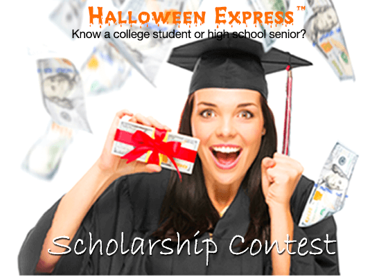 Halloween Express Scholarship Contest