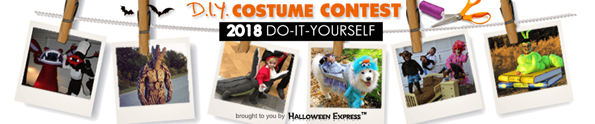 2018 halloween express diy costume contest