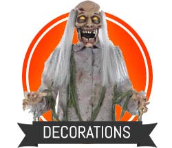 Zombie Decorations